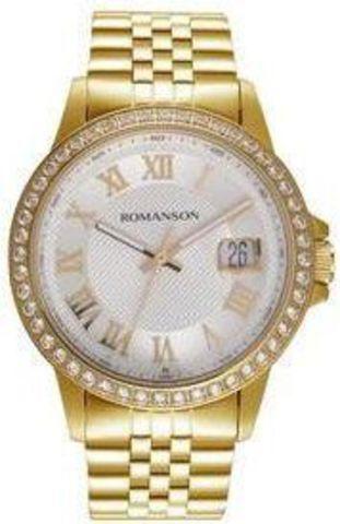 Купить Наручные часы Romanson TM0361QMGWH по доступной цене