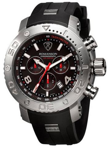 Купить Наручные часы Romanson AL1236HMWBK по доступной цене