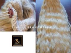 Накладной шиньон Brandhair