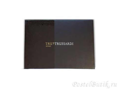 Набор полотенец 2 шт Trussardi Story белый