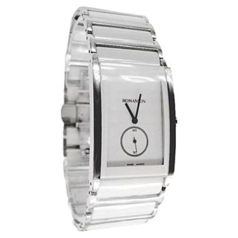 Купить Наручные часы Romanson TM8251MWWH по доступной цене