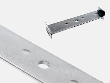 нож для роторной зернодробилки Электромаш