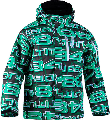 Куртка 8848 Altitude - Ryan JR Jacket Green детская