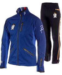 Лыжный костюм ST Pro Dressed blue унисекс