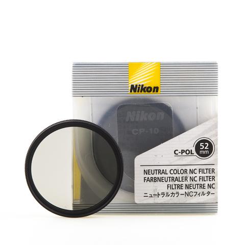 Поляризационные фильтры Nikon C-POL