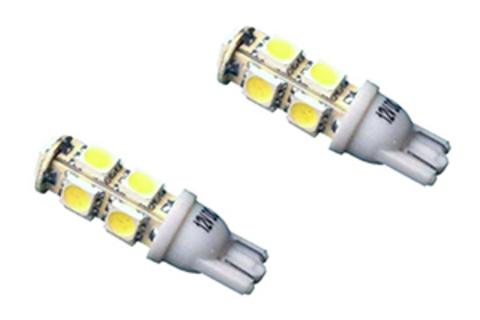 Светодиодные лампы T10/W5W Sho-me Alpha-09