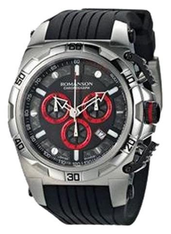 Купить Наручные часы Romanson AL2650HMDBK по доступной цене