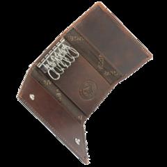Ключница WENGER Rautispitz, цвет коричневый,  6,5*2,5*10,5 см (W7-14BROWN)