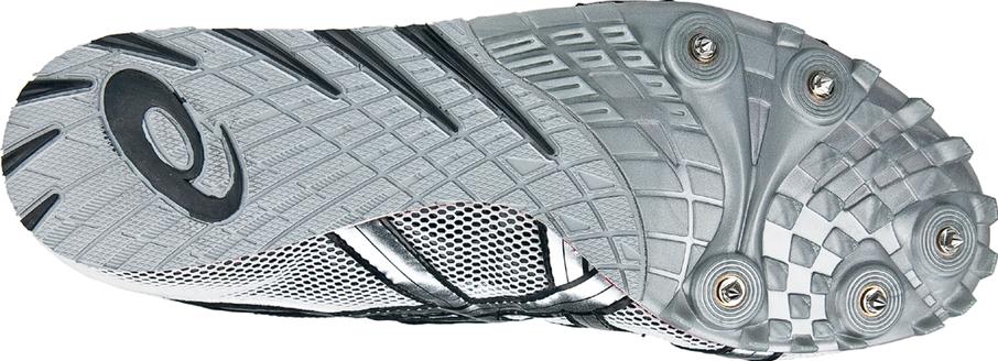 Шиповки Asics Hyper LD grey