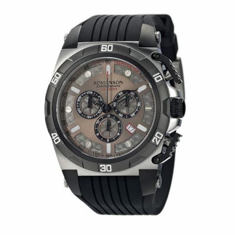 Купить Наручные часы Romanson AL2650HMTGR по доступной цене