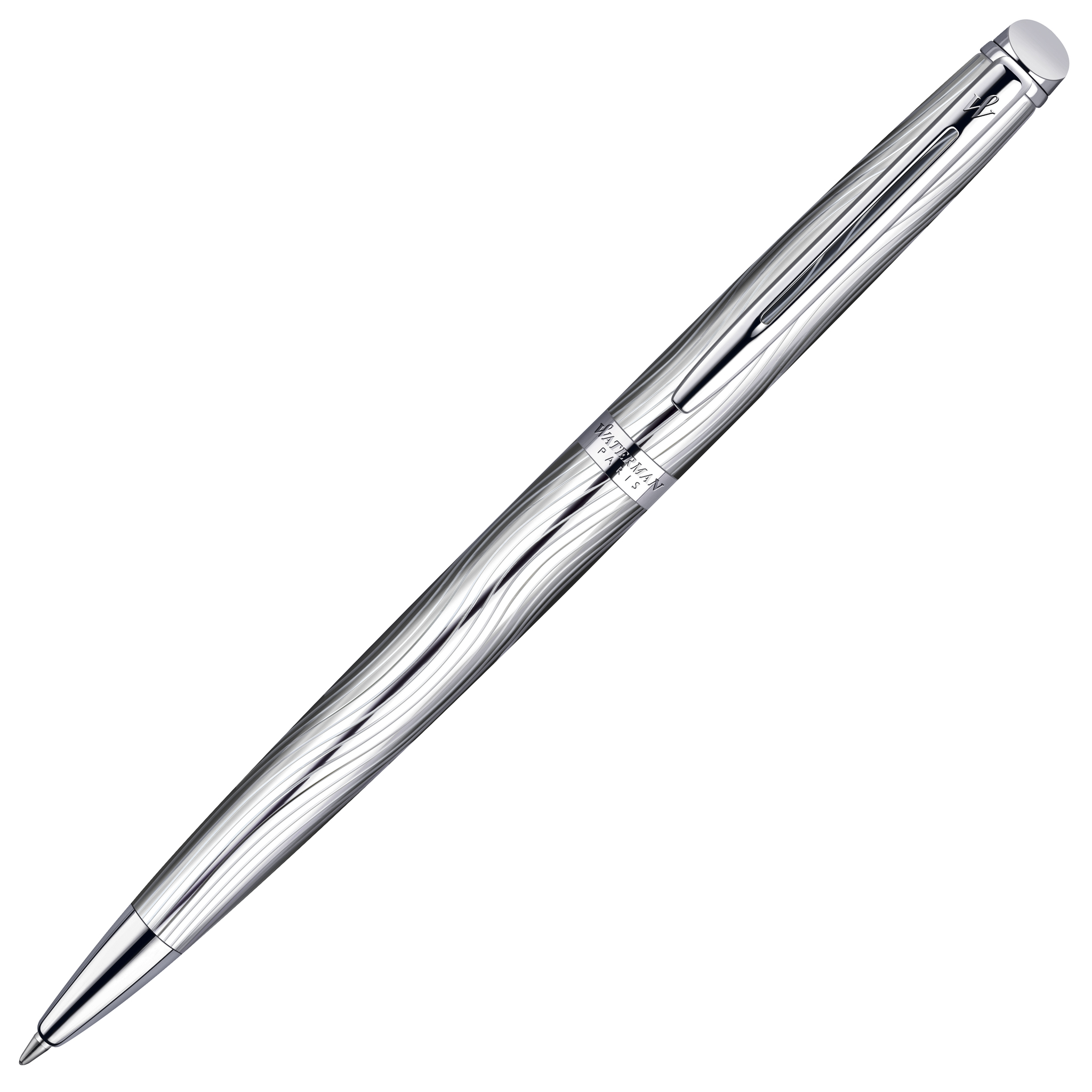 Waterman Hemisphere - Deluxe Metal CT, шариковая ручка, M