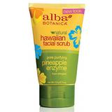 Гавайский скраб для лица, Alba Botanica