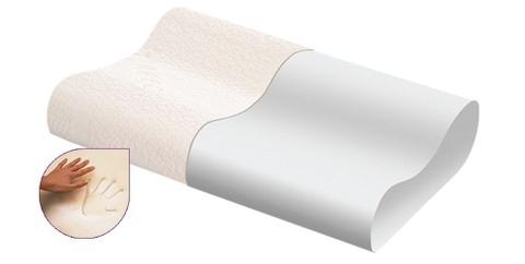 Ортопедическая подушка Тривес с эффектом памяти для детей от 3 лет ТОП-118