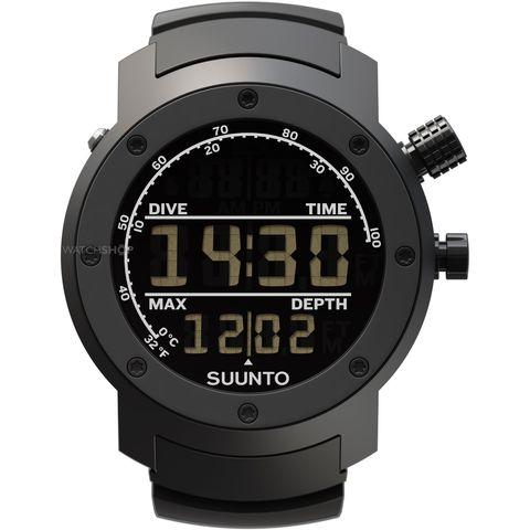 Купить Наручные часы Suunto Elementum Aqua black rubber SS014528000 по доступной цене