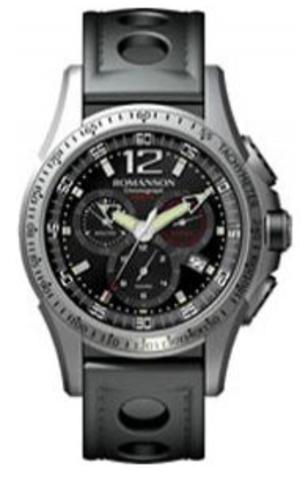 Купить Наручные часы Romanson AL0331HMWBK по доступной цене