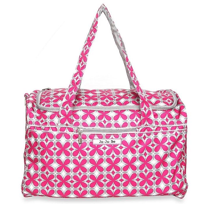 Сумки для путешествий Ju-Ju-Be Starlet Pink pinwheels