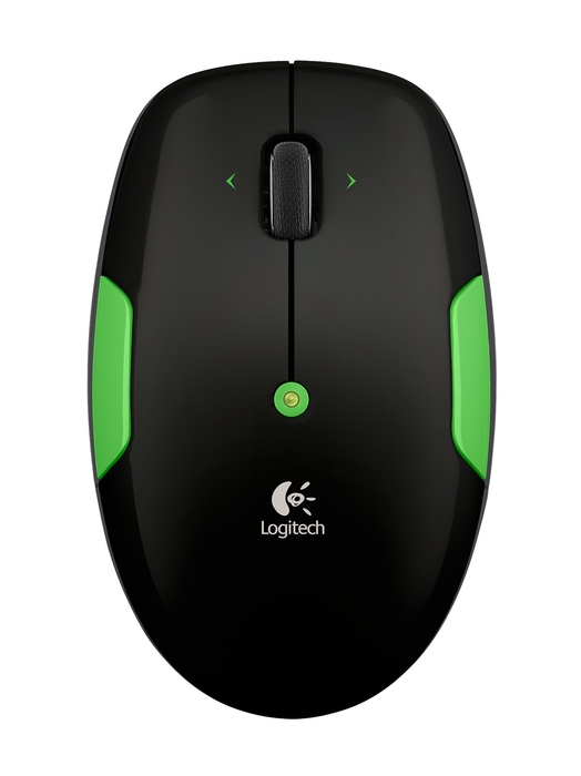 LOGITECH M345 Wireless Mouse Lime