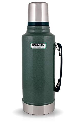 Термос Stanley Legendary Classic темно-зеленый (1.9 литров)