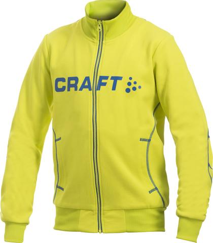 Толстовка детская Craft Flex yellow
