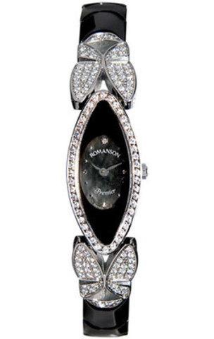 Купить Наручные часы Romanson PM7223QLWBK по доступной цене