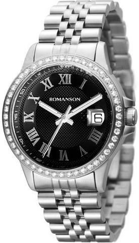 Купить Наручные часы Romanson TM0361QMWBK по доступной цене