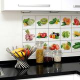 Наклейка на плитку на кухне Kitchen Sheet (Китчен Щит)