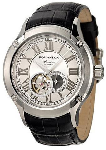Купить Наручные часы Romanson PB2609RMWBK по доступной цене