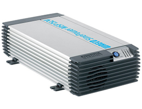 Преобразователь тока (инвертор) WAECO SinePower MSP 1524 (24В) (чистый синус)