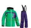 Костюм горнолыжный 8848 Altitude Coy/Mowat детский Green/Purple