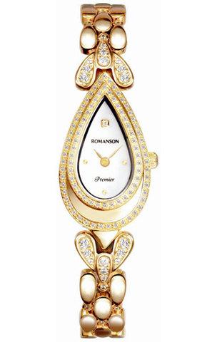 Купить Наручные часы Romanson PM6150QLGWH по доступной цене