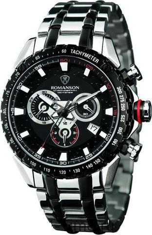 Купить Наручные часы Romanson AM1210HMABK по доступной цене