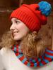 Шапка с шерстью мериноса Norveg женская