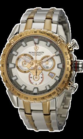 Купить Наручные часы Romanson AM1210HMWWH по доступной цене