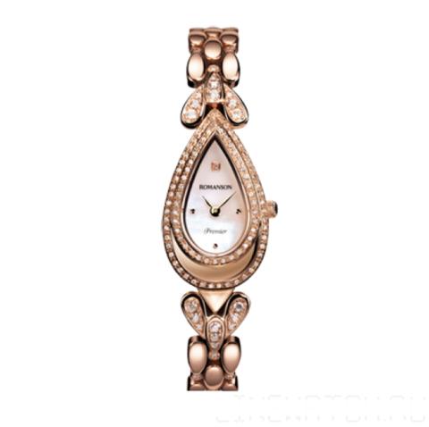 Купить Наручные часы Romanson PM6150QLRWH по доступной цене