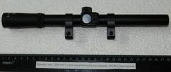 Прицел опт. ZOS 4х15 (для пневматики) HQ342 HQ342