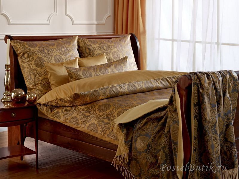 Комплекты Постельное белье 1.5 спальное Curt Bauer Bologna коричневое 2317-elitnoe-postenoe-belie-bologna-ot-curt-bauer-korichneviy.jpg