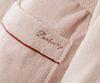 Халат махровый Luxberry Basic розовая пудра