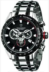 Наручные часы Romanson AM1210HMDBK
