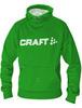Толстовка Craft Flex Hood мужская green