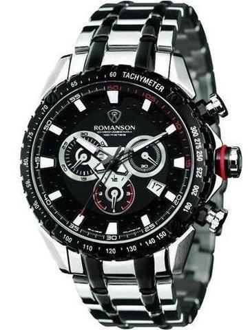 Купить Наручные часы Romanson AM1210HMBBK по доступной цене