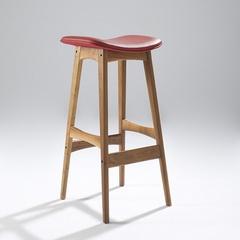 барный стул allegra низкий