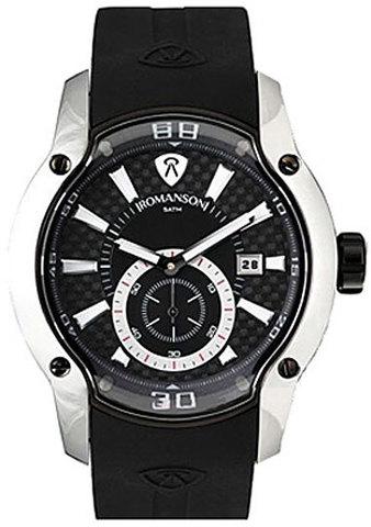 Купить Наручные часы Romanson AL1216MDBK по доступной цене
