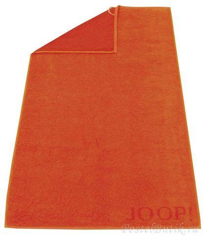 Полотенце 30x50 Cawo-JOOP! Shades Doubleface 1612 оранжевое
