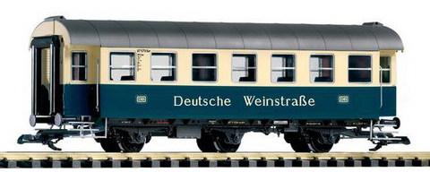 Piko 37604 Вагон пассажирский B3yg 2 класс «Deutsche Weinstrale», G