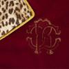 Элитный плед Venezia v.4290 bordeaux от Roberto Cavalli