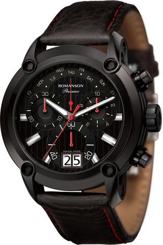Купить Наручные часы Romanson PL1219HMDBK по доступной цене