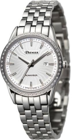 Купить Наручные часы Romanson PM0327KLCWH по доступной цене