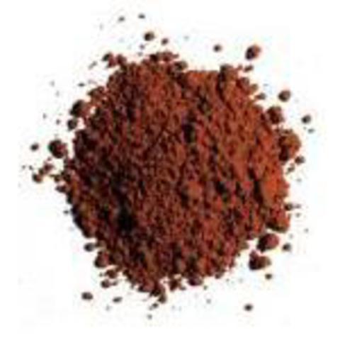 73107 Vallejo Pigments Сухие Пигменты Охра Красная Темная (Dark Red Ocre), 30 мл