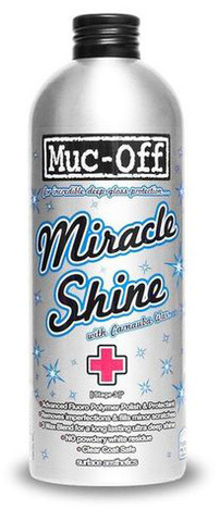 полироль Muc-off Miracle Shine 500мл
