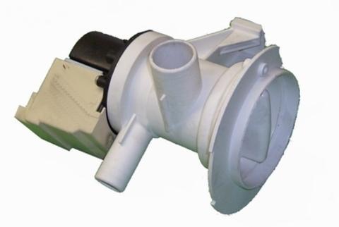 Насос (помпа) для стиральной машины Whirlpool (Вирпул) в сборе с улиткой - 481236018529